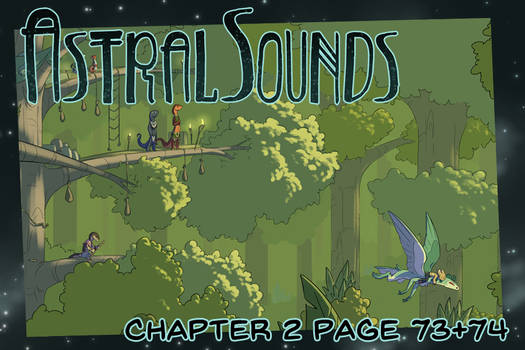 AstralSounds Chapter 2 Page 73/74 (Preview)
