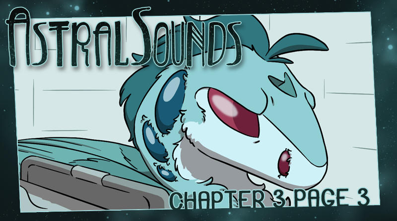 AstralSounds Chapter 3 Page 3 (Preview)