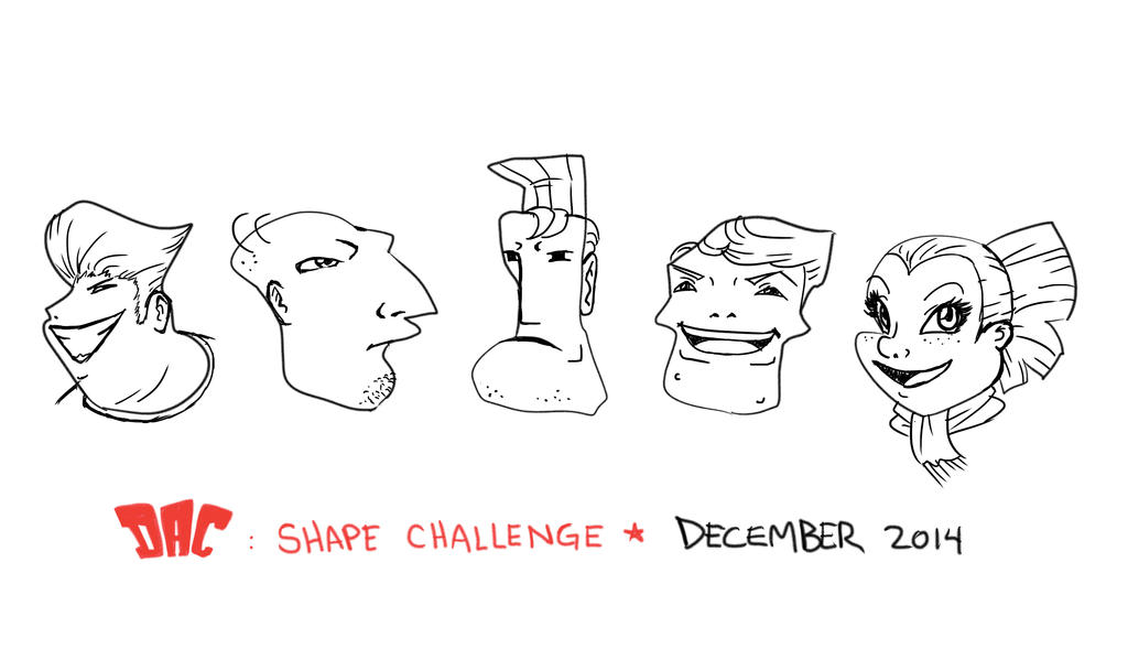 December Shapes 2014 by superjay15