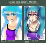 Miku Hatsune [improvement meme]