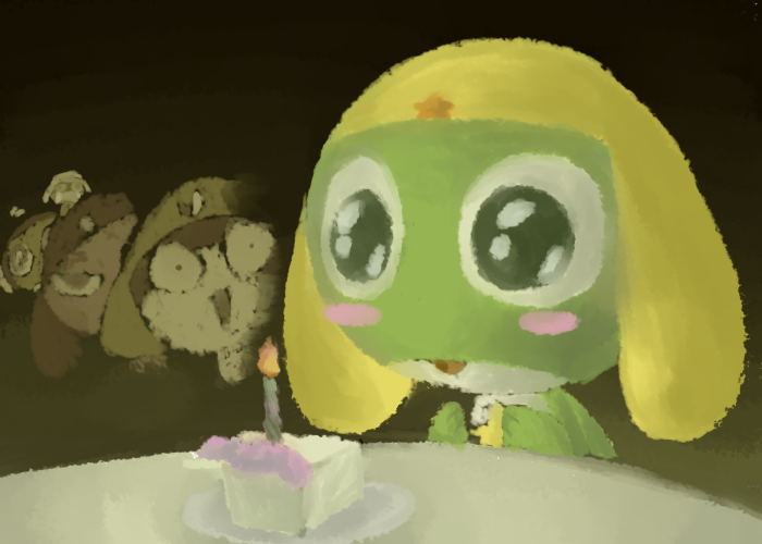 Happy Birthday Keroro by Flherg
