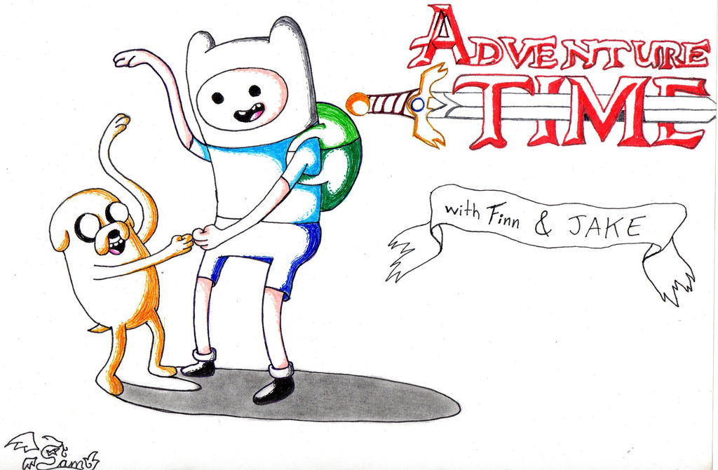 finn y jake by - photo #39