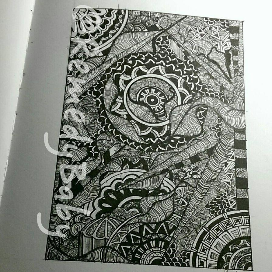 Black hole Sun by Remedy13