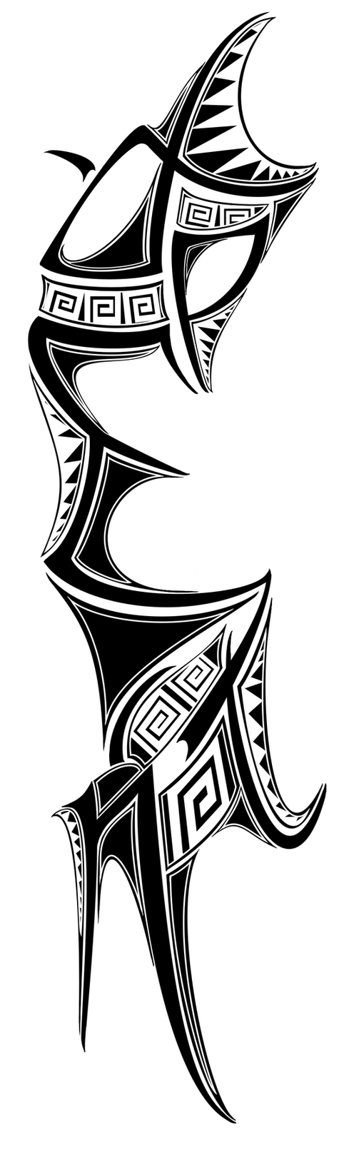 arete tattoo design 2 by eternalnight11 on deviantart. Black Bedroom Furniture Sets. Home Design Ideas