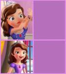 Princess Sofia - Like / Dislike