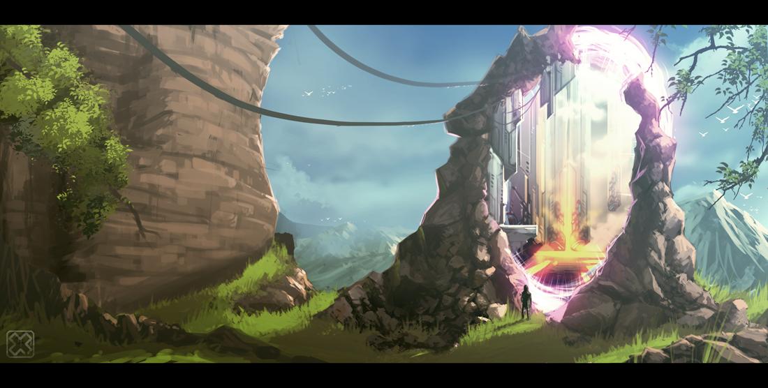 ::Portal:: by sangheili117