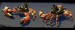 ::crab battle:: by sangheili117