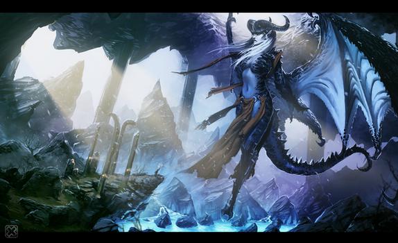 ::The Ice Demon::