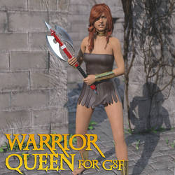 Warrior Queen for G8F