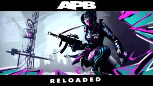 APB Reloaded Black Wallpaper