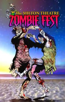 Milton Theatre Zombie Fest Dewey Beach 2019
