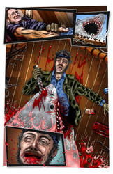 Milton (DE) JawsFest 2020 Silent Auction Art