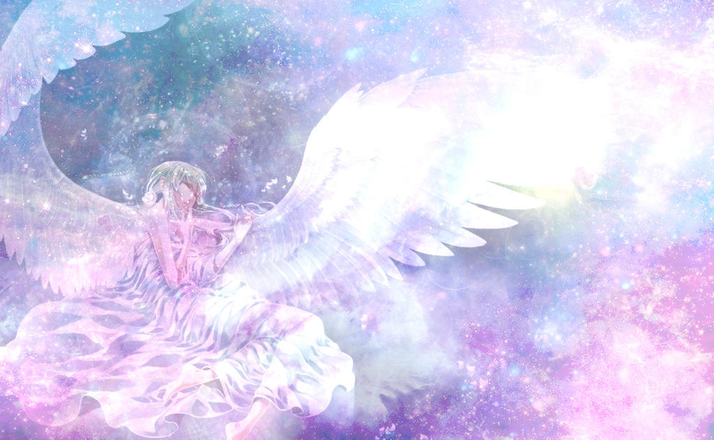 Angel awakening by Grace5000