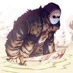 Halloween Countdown #3: Jason