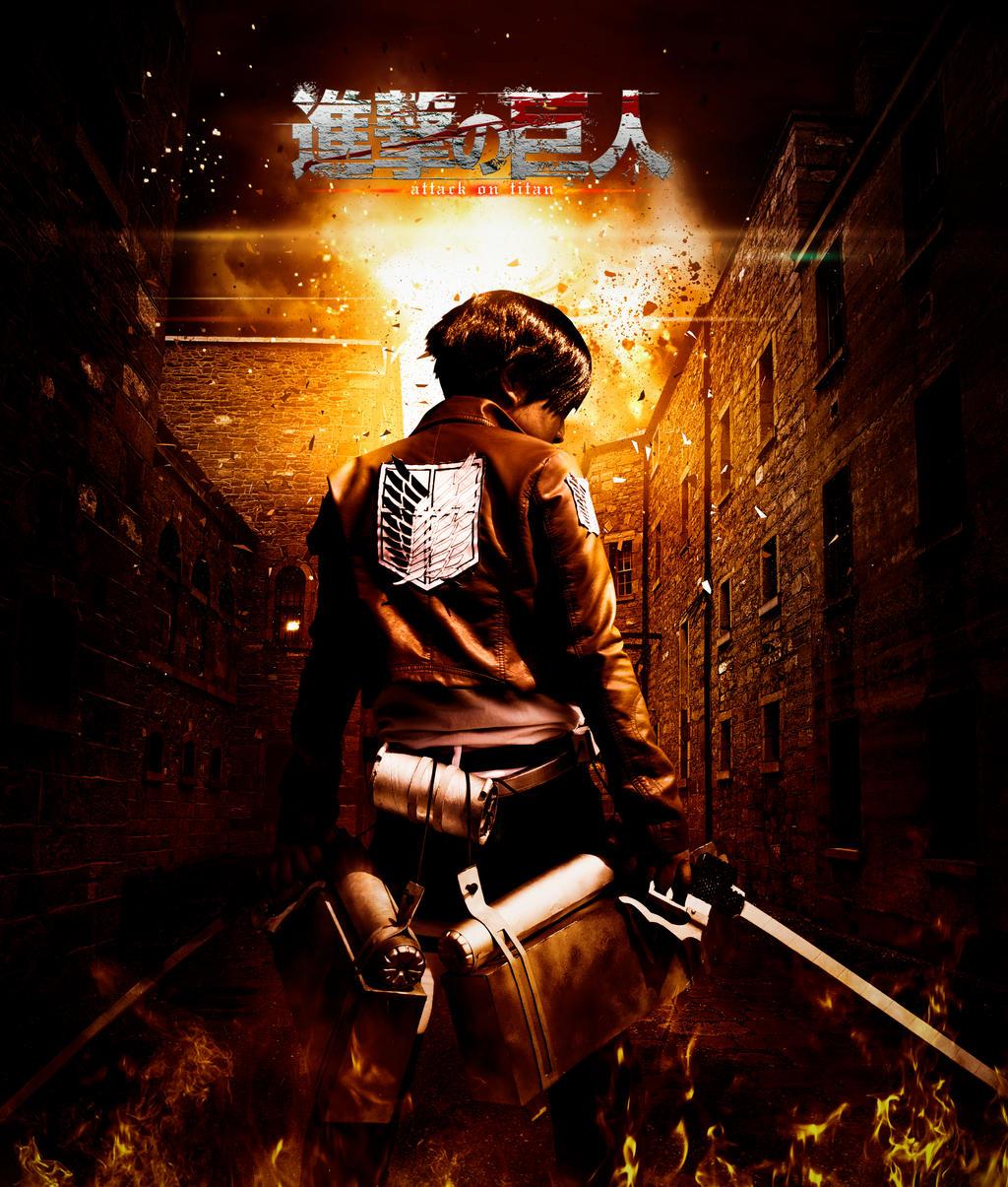 Shingeki No Kyojin by vtmx22