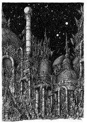 Slumber City by RaulAndro