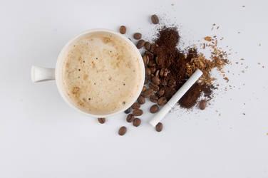 coffee and cigarettes 3 by buzillo-stock