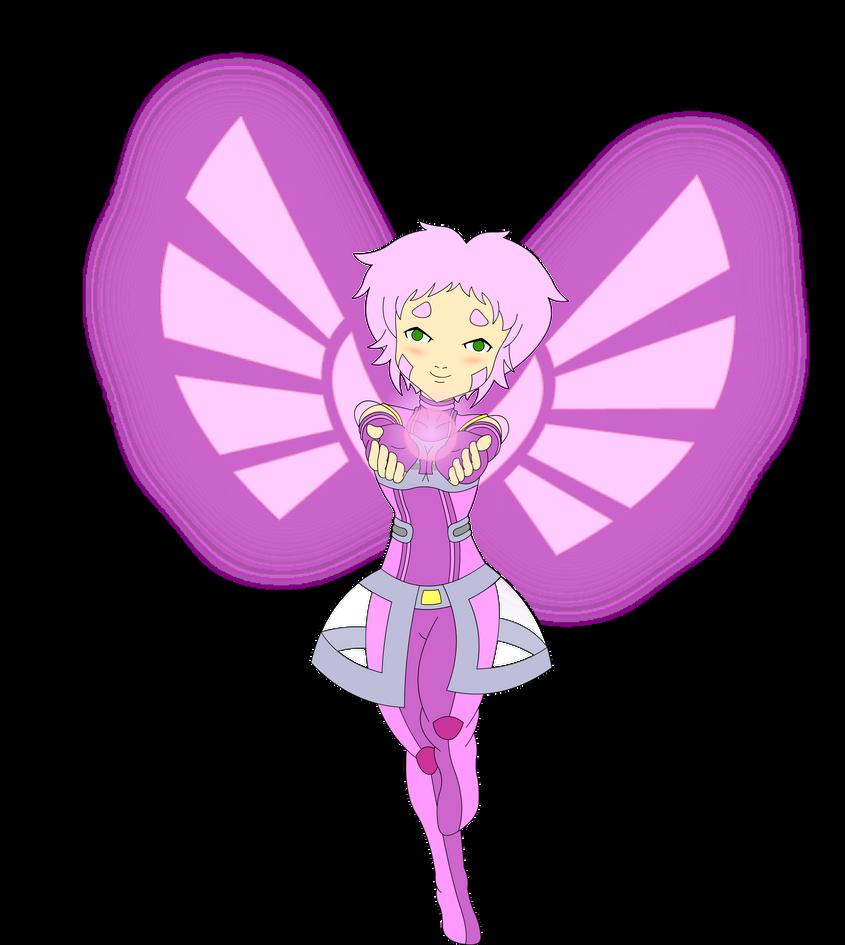 Virtual Angel by Zcmrrd