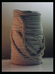 Viney Vase