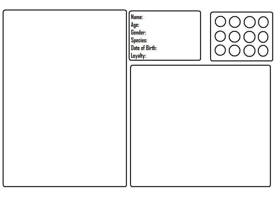 Character Reference Template For Rental Property