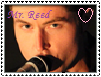 Michael Reed Stamp by carodacat