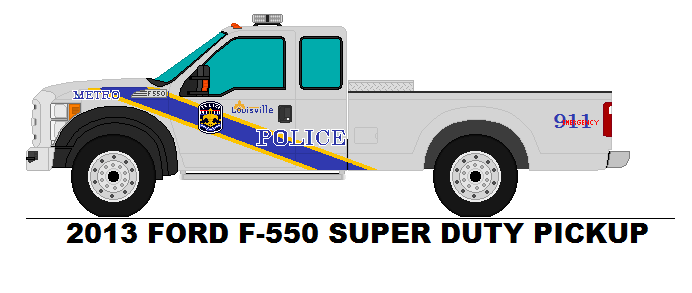 LOUISVILLE KY METRO POLICE FORD F550 by PRPFD2011 on DeviantArt