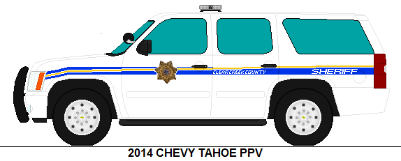 2014 chevy tahoe police car clear creek county co sheriff 2014 chevy tahoe by prpfd2011 on