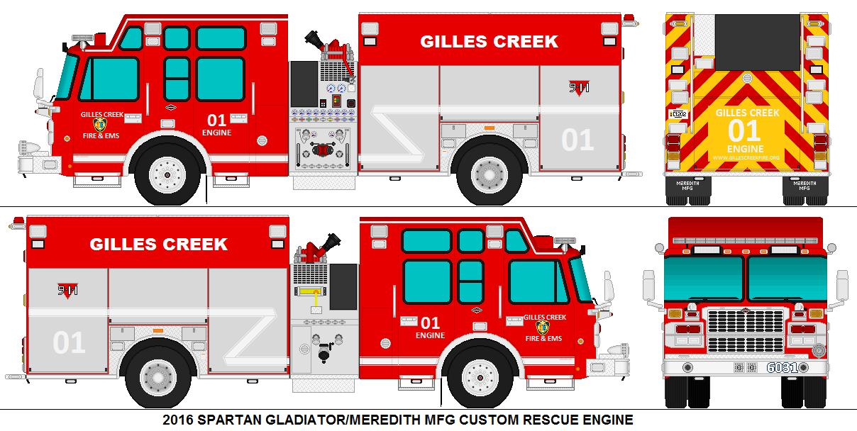 Gilles Creek Ky Fire Engine 6031 by PRPFD2011 on DeviantArt