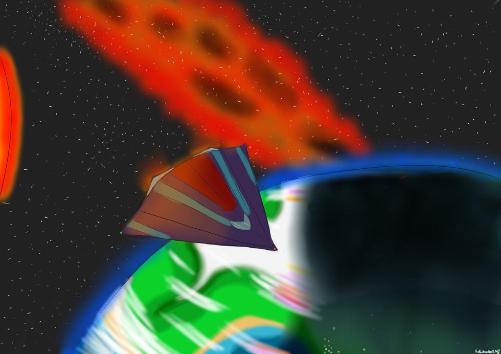 Shuttle IS by DynamiteKiba
