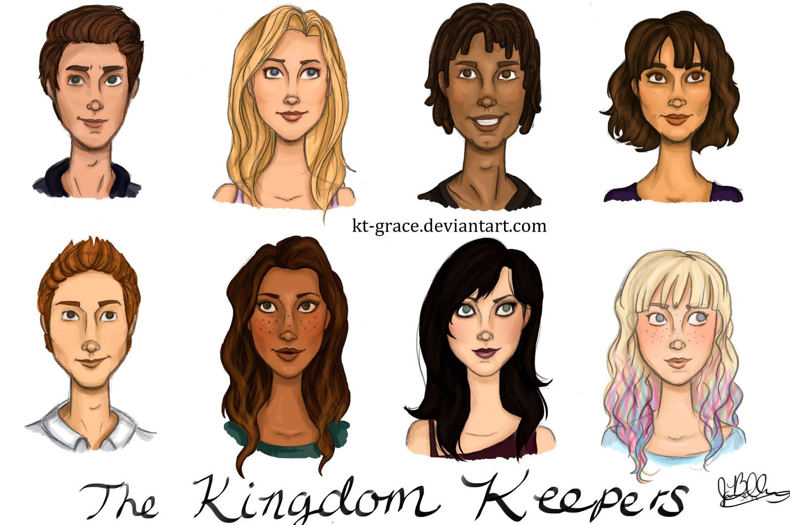 Kingdom Keepers Characters The Kingdom Kee...