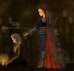 Death is Not the End - Clexa (The 100)