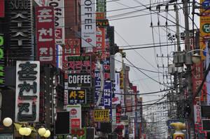 Korea by blackeyetolga