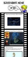 [KH] Kingdom Hearts Screenshot Meme Kiryn version