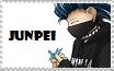 [MT] Stamp: Junpei by raberbagirl