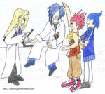 [KH] LoXL: Isa, Lea, Ienzo, and Even