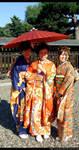 Japan: girls in kimono (Sapporo 2008)