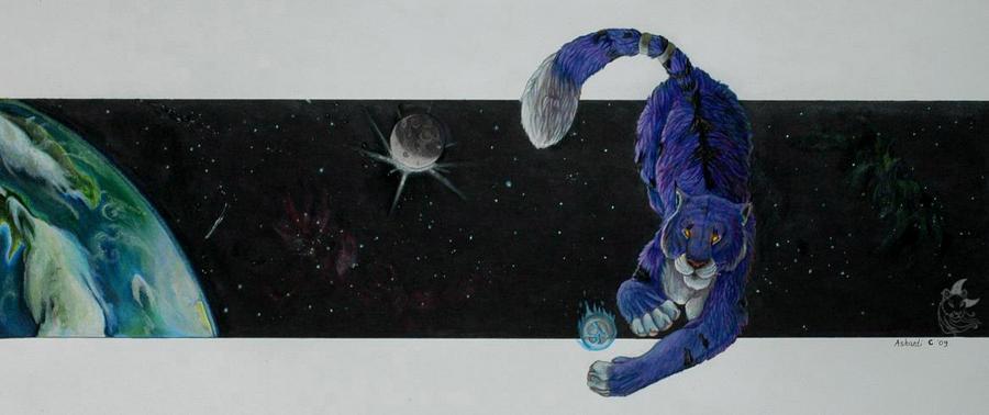 Outa Space by A-shanti