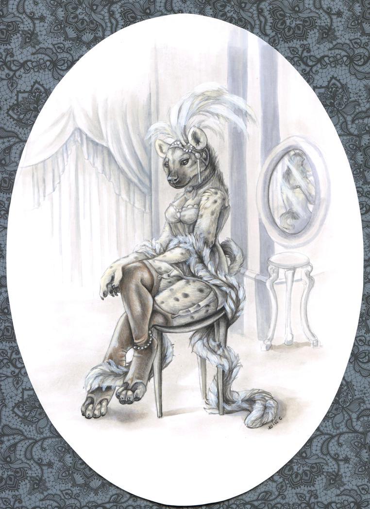 Showgirl by A-shanti