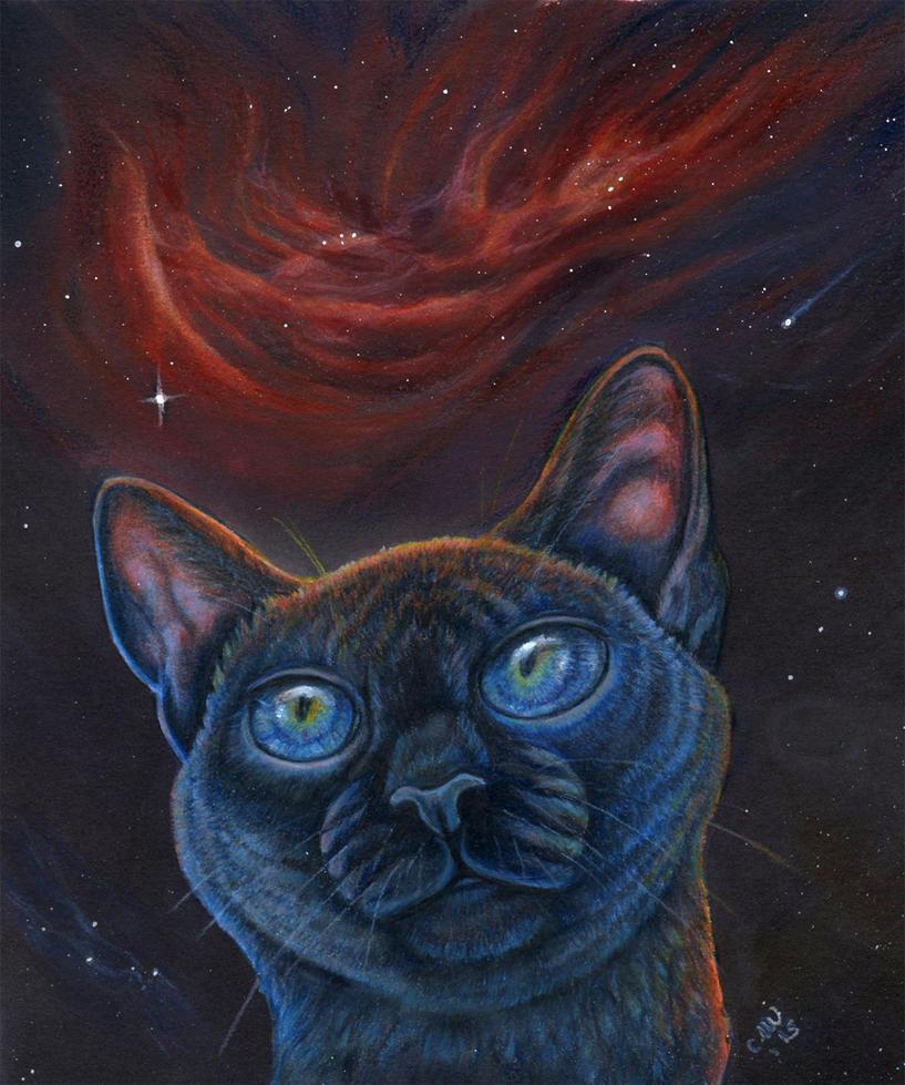 Nebular Gaze by A-shanti