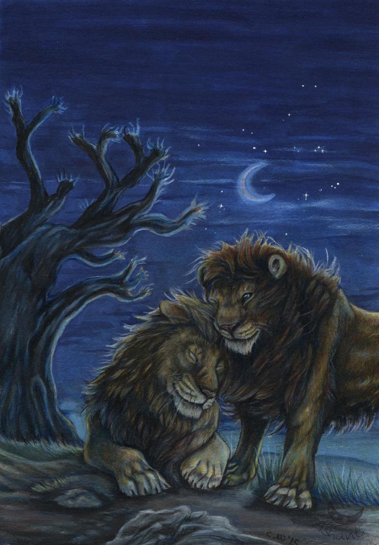 African Night by A-shanti