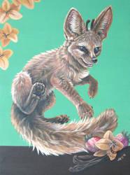 Vanilla Fox by A-shanti