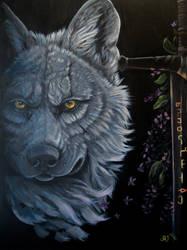 Wolfen Storm by A-shanti