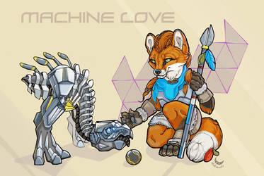 Machine Love by A-shanti