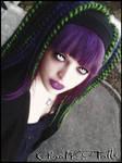 Chaotik Falls Natasha Vampire's Stare by ChaotikFalls