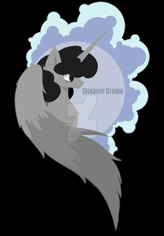 Shadow Storm by DiscoverstarsArtwork
