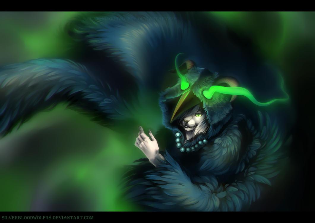 Green death + video by Silverbloodwolf98