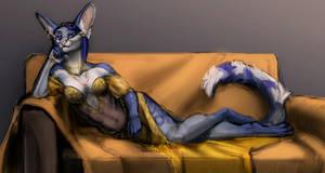 Golden by Silverbloodwolf98