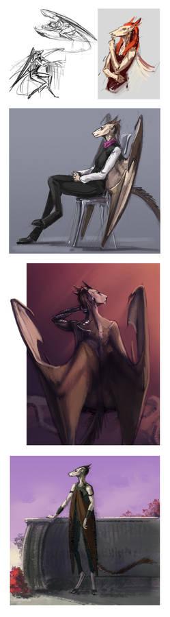 Zicryato sketches