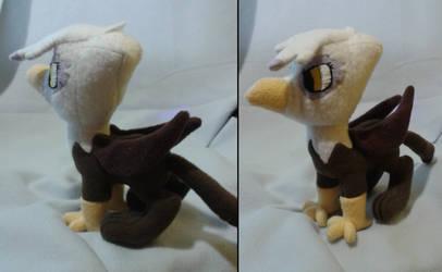 Gilda the Griffon Plushie