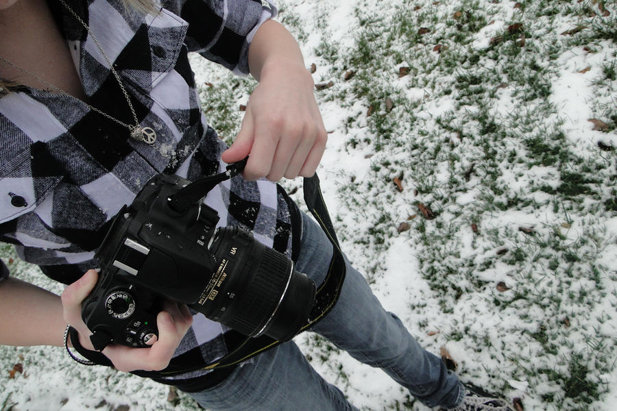 Photographer by annuhaftermath